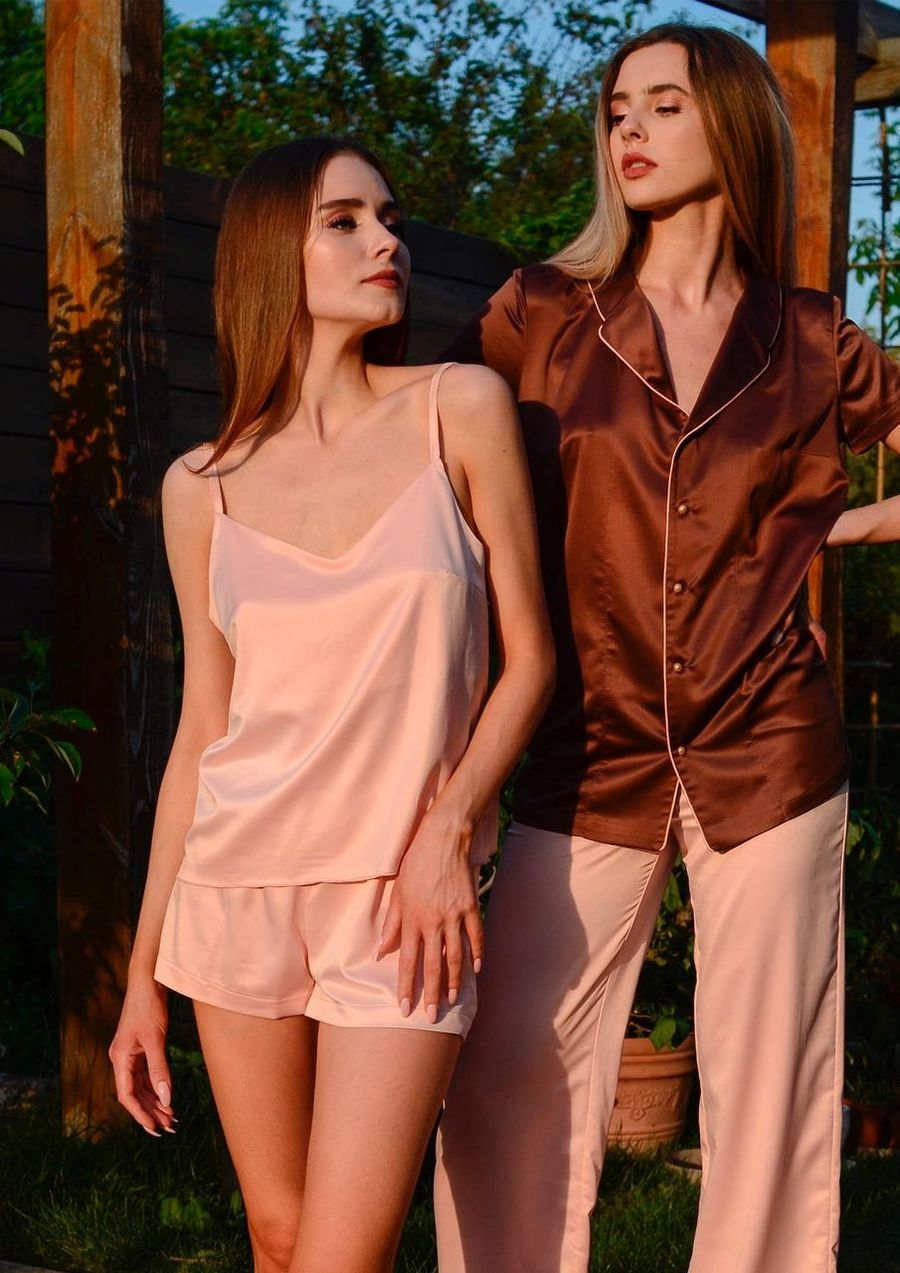 Loungewear silk Marshmello home your musa Spring Summer la musa