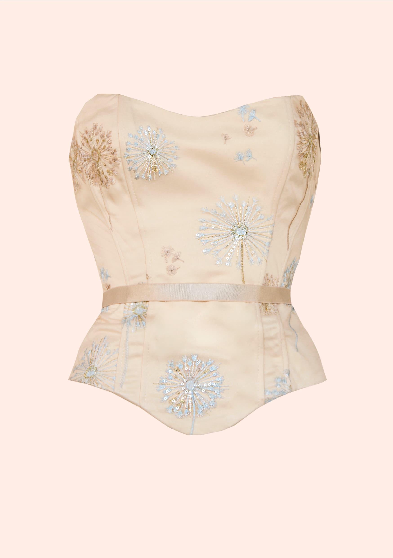 Lingerie corset la musa your musa sunlight Coreset la musa model