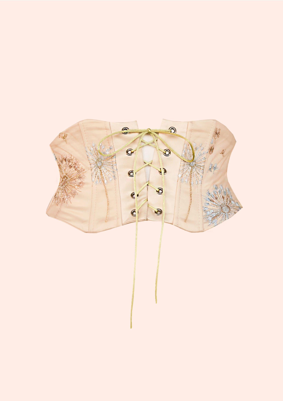 Lingerie corset la musa your musa Venetian corset la musa model