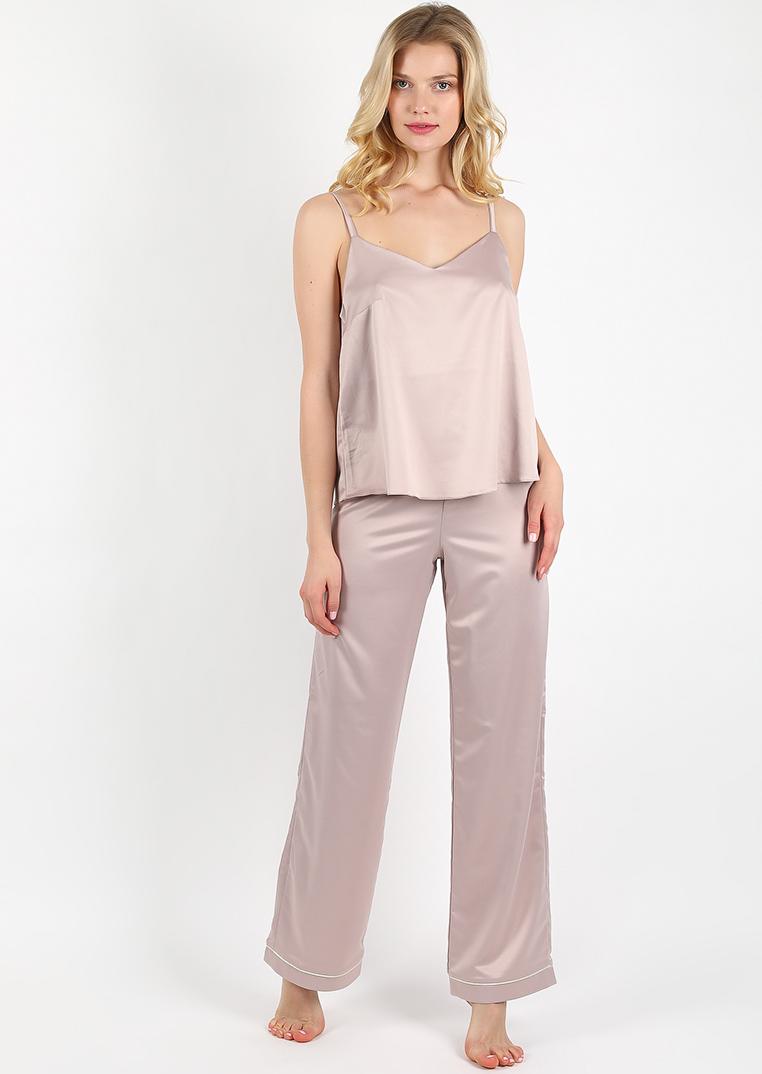 Cappucino Loungewear Set
