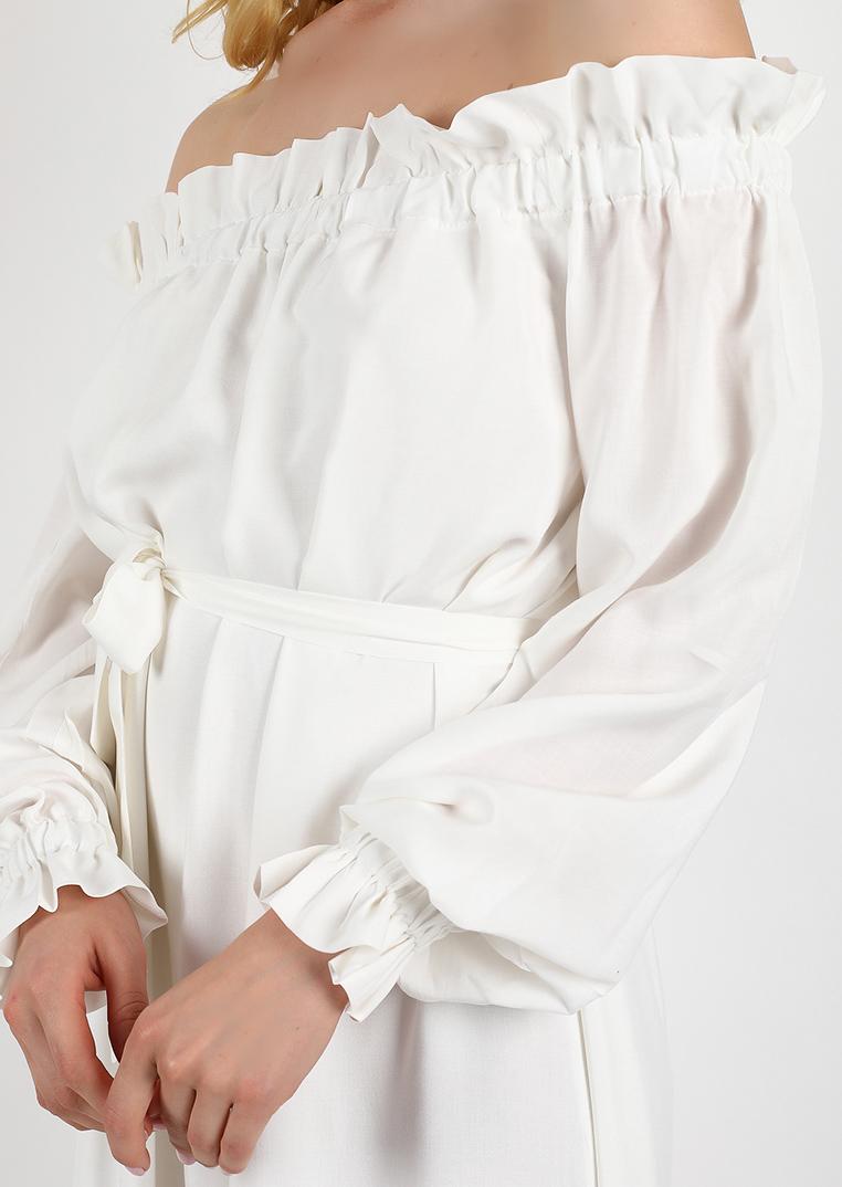 provance cotton midi dress