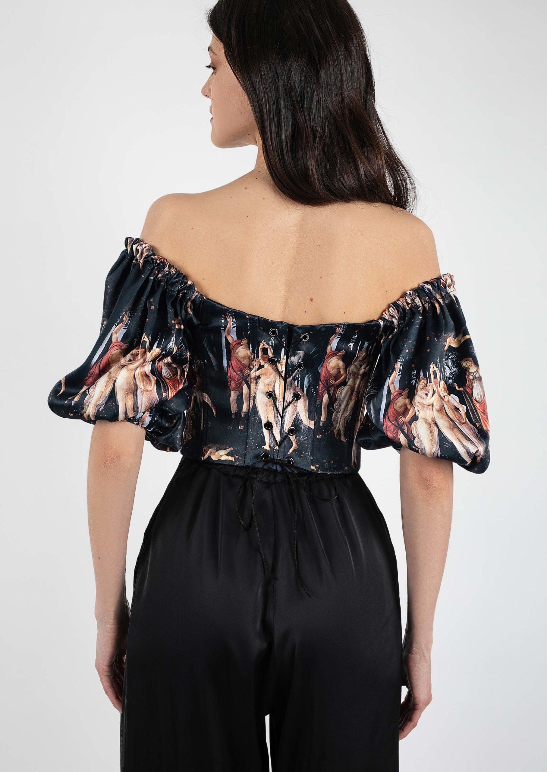 primavera historical corset