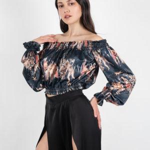 Primavera top eveningwear